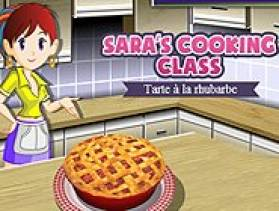 Ecole de cuisine sara ecole de cuisine sara tarte la - Jeu la cuisine de sara ...