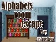 Alphabets Room Escape