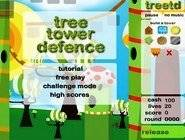 Tree Tower Defence