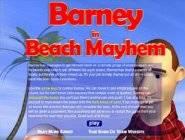 Barney in Beach Mayhem
