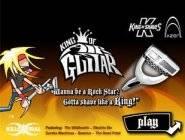 King of Air Guitar