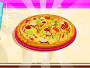 Cuisiner Pizza Végétarienne