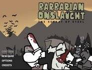 Barbarian Onslaught