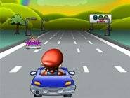 Mario On The Road 2