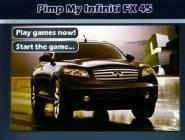 Pimp My Infiniti FX 45