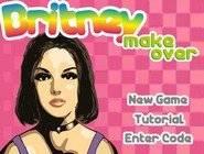 Britney Make Over