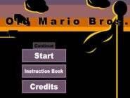 Old Mario Bros