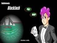 Black Jack Table