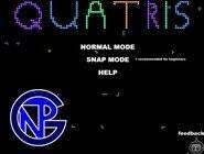 Quatris Cube