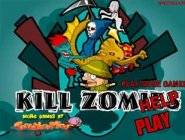 Kill Zomies