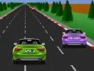 jeux de voiture autoroute