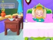 Bebe Hazel Sick