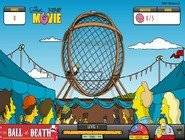 Moto Homer Simpson