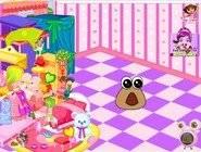 Pou Room Decoration