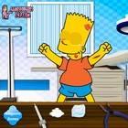 Bart Simpson Docteur