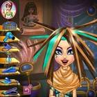 Cleo de Nile : Real HairCuts