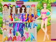 Barbie Sortie au Parc