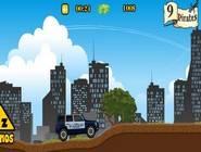 Course 4x4 de Police