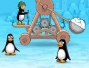 Catapulte les Pingouins