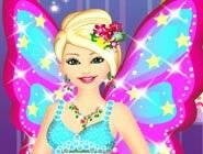 Barbie Princesse Féérique
