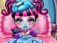 Monster High Baby Flu