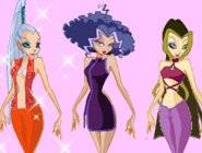 Winx et Witch