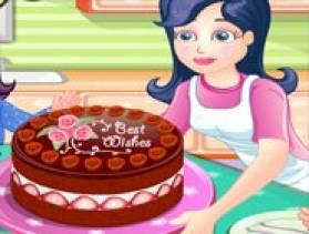 Jeu cuisine g teau au chocolat gratuit sur - Jeux de cuisine gateau au chocolat ...