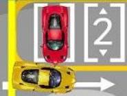Parking se garer