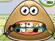 Pou Problèmes aux Dents