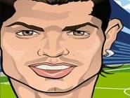 Foot Messi et Ronaldo