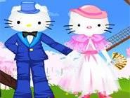 Hello Kitty Mariage