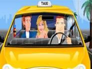 Taxi pour Fille