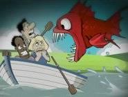 Piranha Feed Us île Perdue