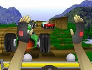 Voiture Coaster Racer 3