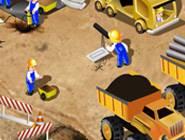 Construction de Parc