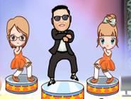 Gangnam Style Danse 2