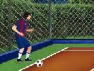 Foot Tennis