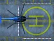 Hélicoptère Parking