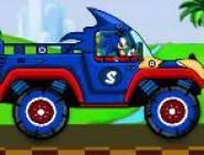 Sonic Guerre de Camion