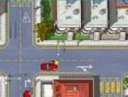 Taxi dans la Ville