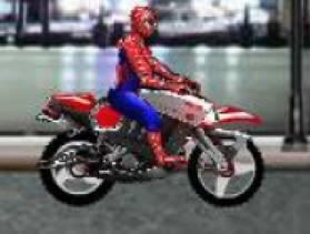 jeu moto spiderman gratuit sur jeuxcom
