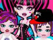 Monster High Babysitter de Jumeaux