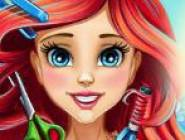Ariel Vraie Coupe de Cheveux