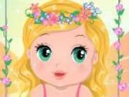 Bébé Bonnie Féerie des Fleurs