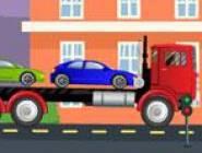 Camion Transport de Voitures
