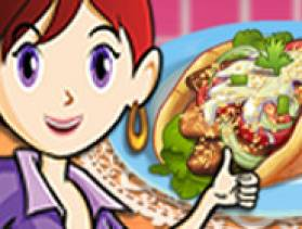 Jeu gyros sara 39 s cooking class gratuit sur - Ecole de cuisine de sara gratuit ...