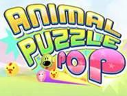 Animal Puzzle Pop