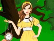 Wonderland Alice Dress Up
