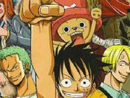 One Piece Exotic Adventure