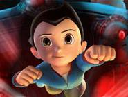 Astro Boy: Find The Alphabet